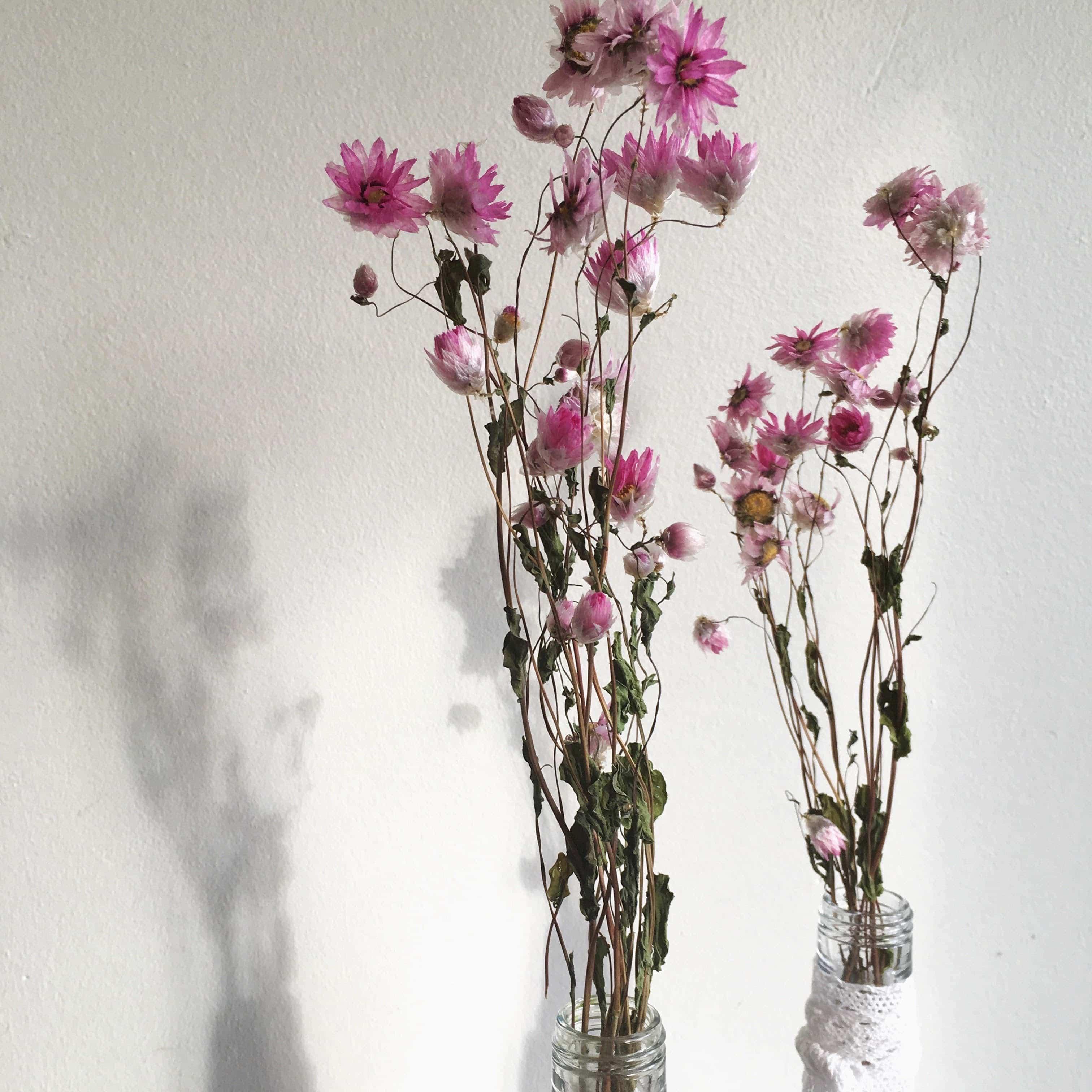 Accessoire de mariage en fleurs naturelles - Les Fleurs Dupont