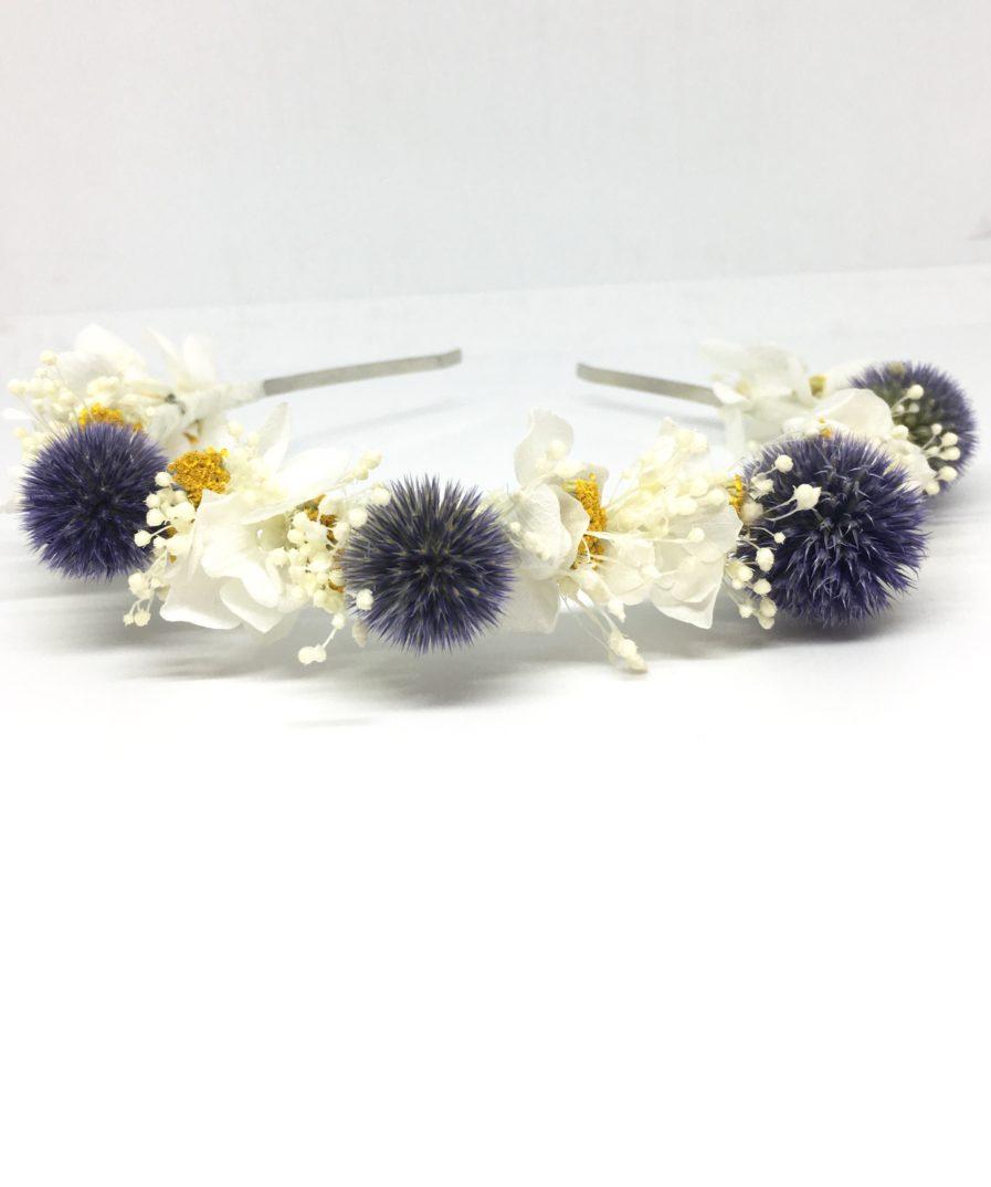 Headband de mariage Violine