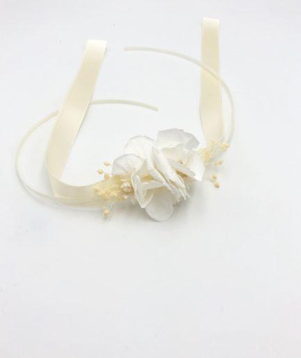 Bracelet de demoiselles d'honneur Candide - Les Fleurs Dupont