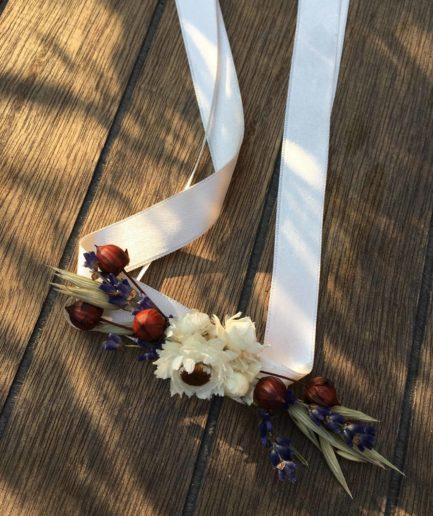 Bracelet de mariage et demoiselles d'honneur Cérès
