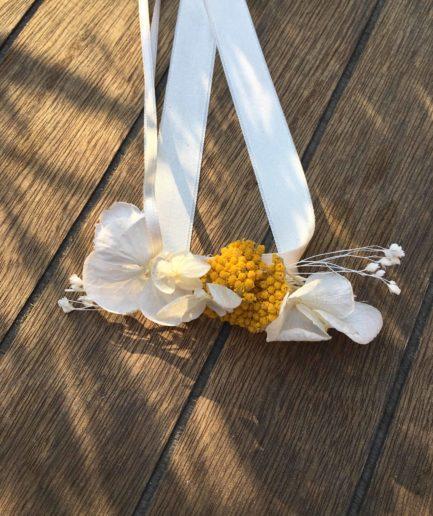 Bracelet de mariage et demoiselles d'honneur Hysope