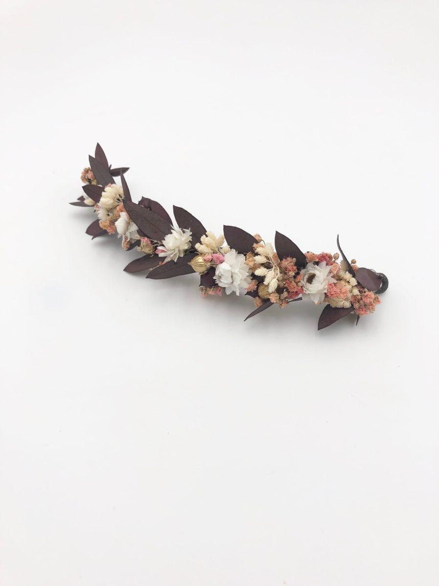 Barrette de mariée Rhéa - Collection Champêtre