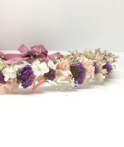 Couronne de mariage Lilla - les Fleurs Dupont