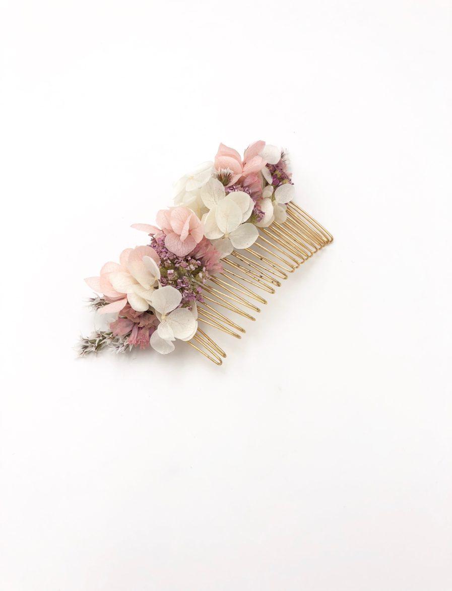 Peigne de mariée Lilla - Les Fleurs Dupont