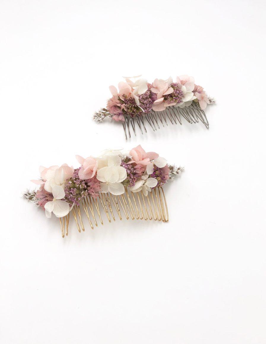 Peigne de mariage Lilla - Les Fleurs Dupot