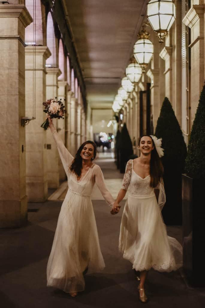 Robes l'Amoureuse by Ingrid Fey - Photographie Audrey Rutz - Fleurs Aude Rose