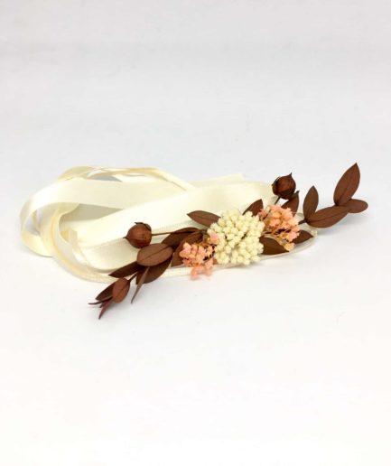 bracelet de demoiselles d'honneur Rhéa - Les Fleurs Dupont
