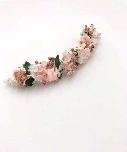 Barrette de fleurs Confetti - Les Fleurs Dupont