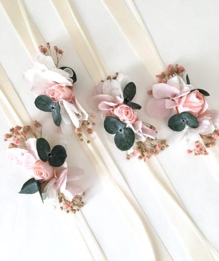 Bracelet Confetti demoiselles d'honneur - les Fleurs Dupont