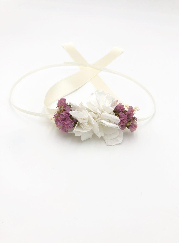 Bracelet de demoiselles d'honneur Lilla - Les Fleurs Dupont