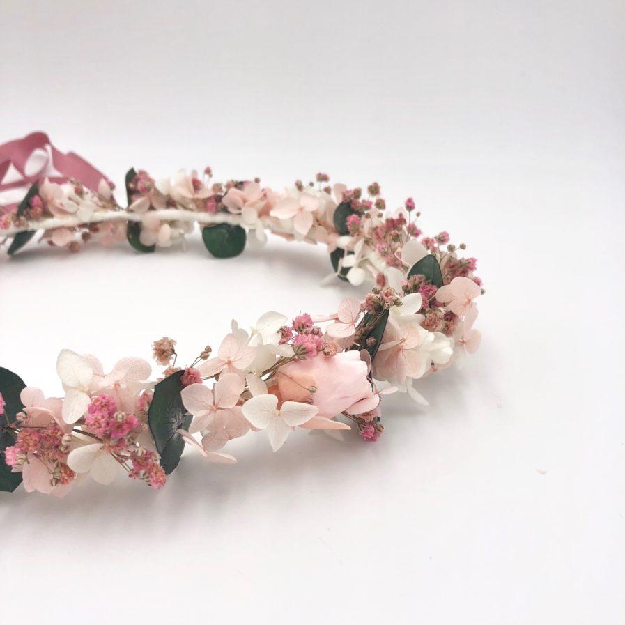 Couronne de fleurs Confetti - Les Fleurs Dupont