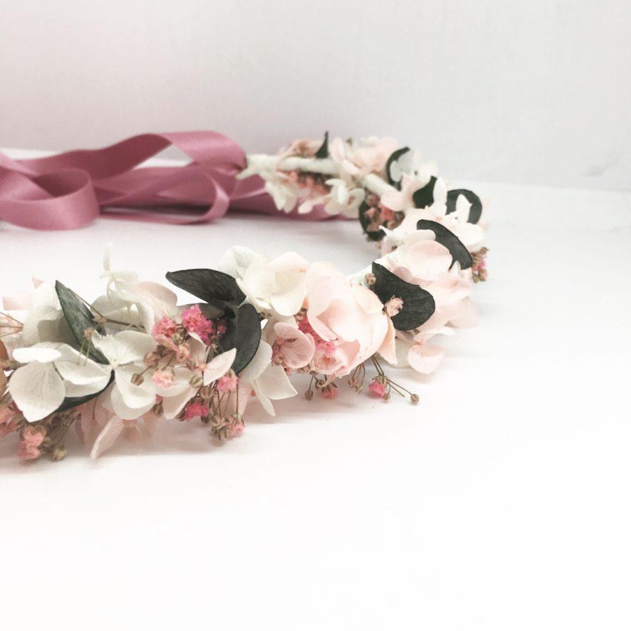 Couronne de mariage Confetti - Les Fleurs Dupont