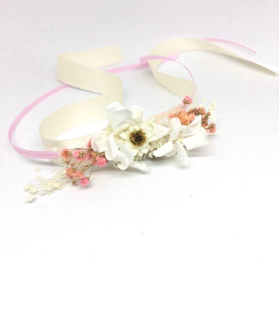 Bracelet de demoiselles d'honneur Candi - Fleurs Dupont