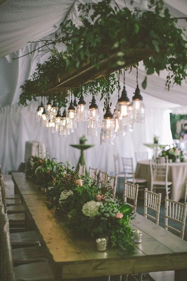 La tendance du bois pour les mariages 2019