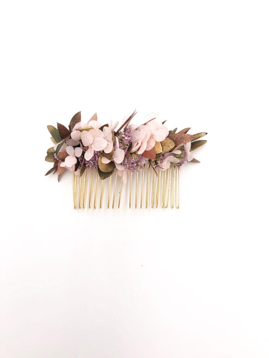 Peigne de fleurs séchées Phyra - les Fleurs Dupont