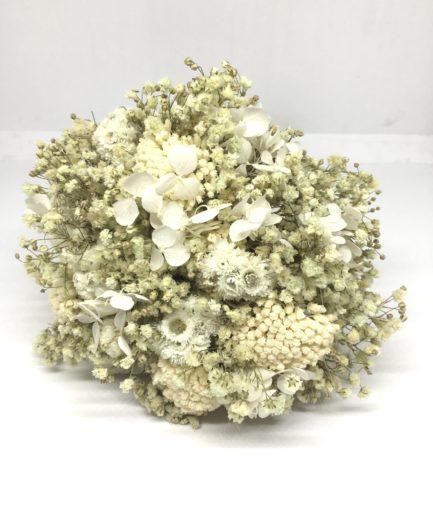 Bouquet de la mariée Immortelle - Les Fleurs Dupont