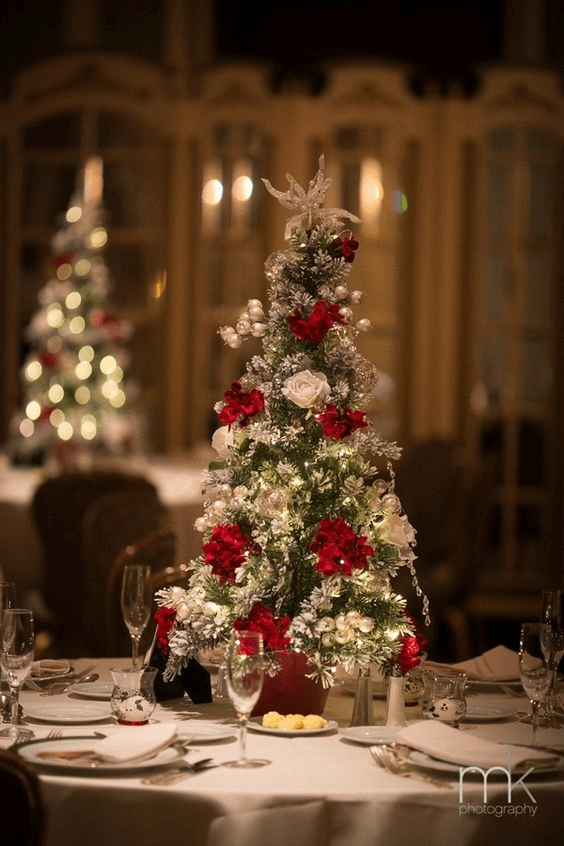 Mariage hivernal - MK photography - Blog les Fleurs Dupont
