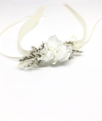 Bracelet de demoiselles d'honneur Aster - Les Fleurs Dupont