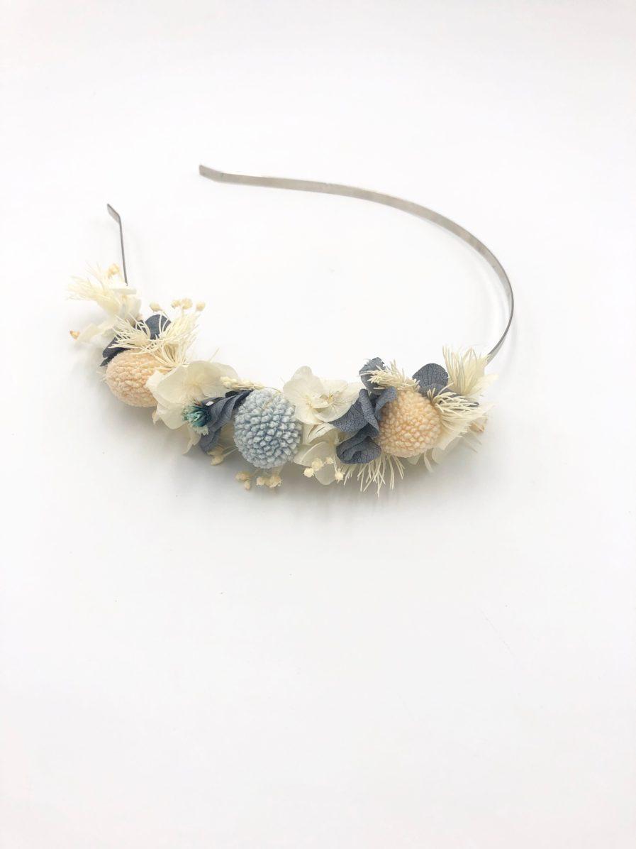 Headband de mariage Horizon - Les Fleurs Dupont - Collection Horizon