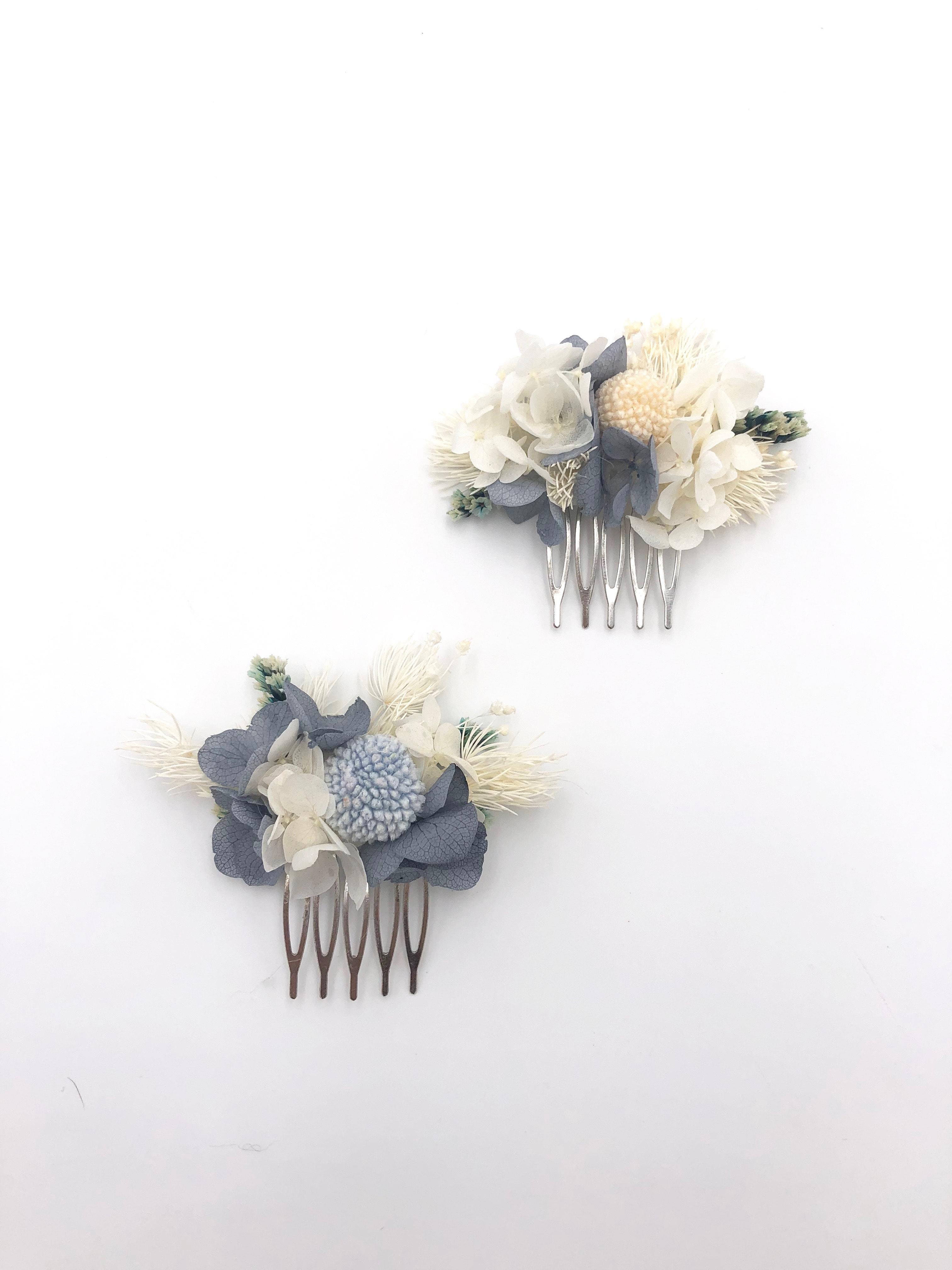 Peigne mini duo Horizon pour le mariage - Deux mini peignes pour la coiffure