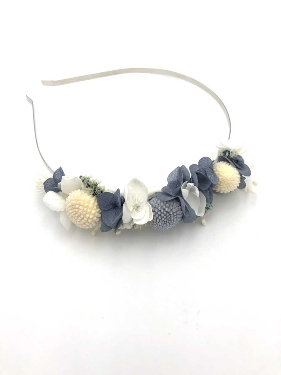 Headband de mariée mini Horizon