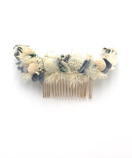 Peigne de fleurs Horizon long - Les Fleurs Dupont