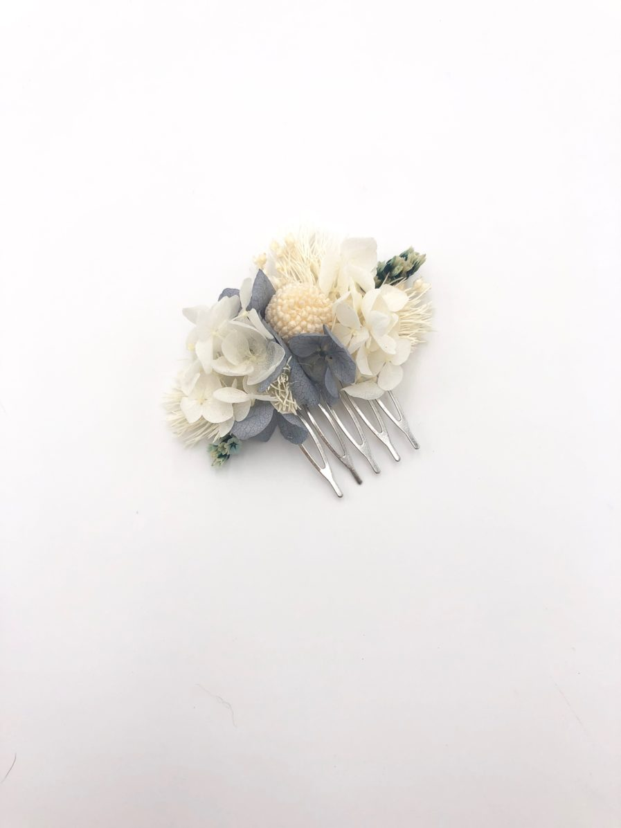 Peigne de fleurs Horizon mini - Les Fleurs Dupont