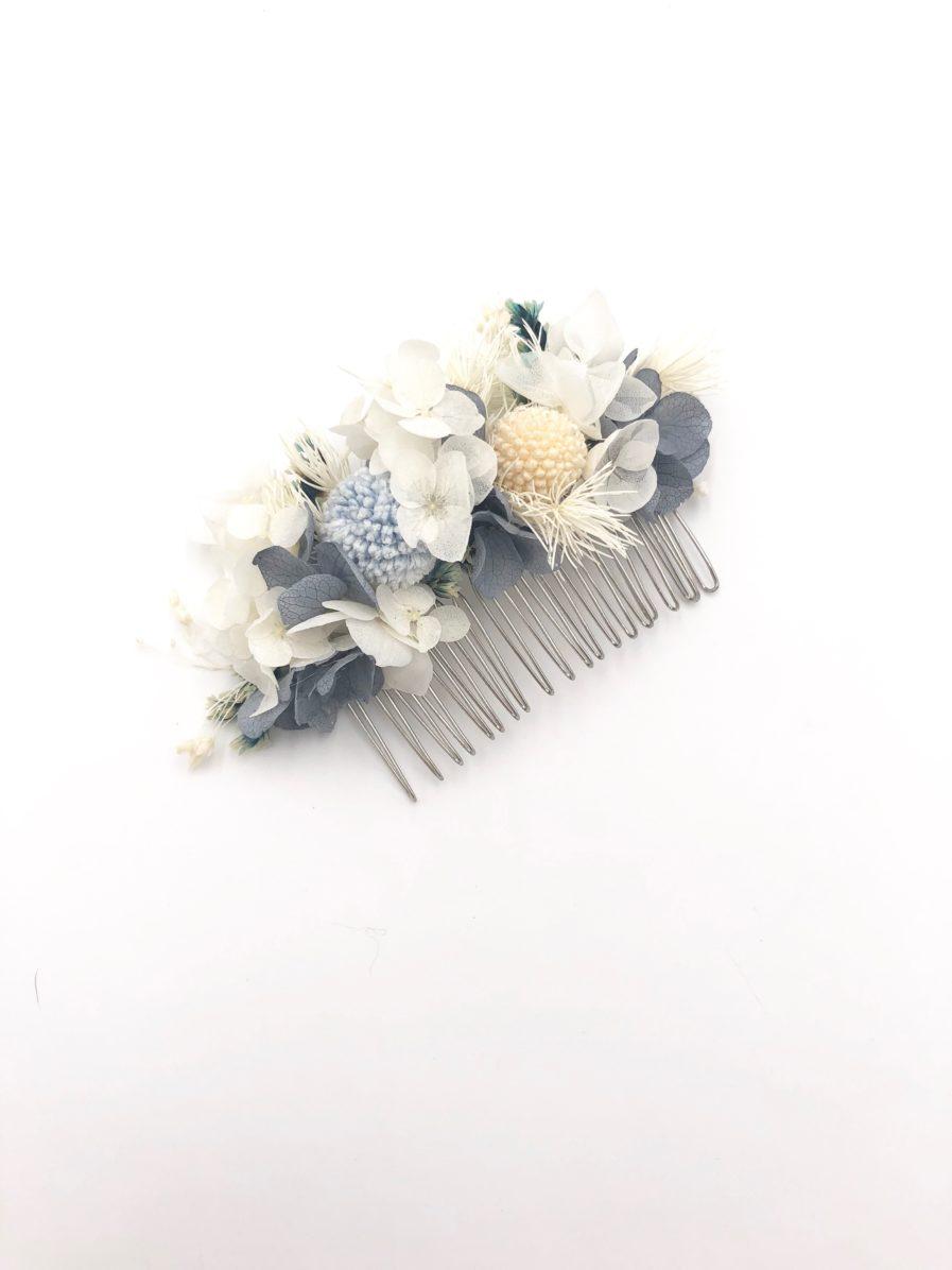 peigne de fleurs stabilisées Horizon - Les Fleurs Dupont