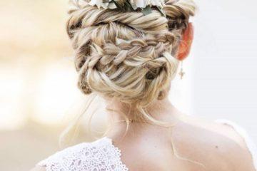 4 styles de chignon pour votre mariage