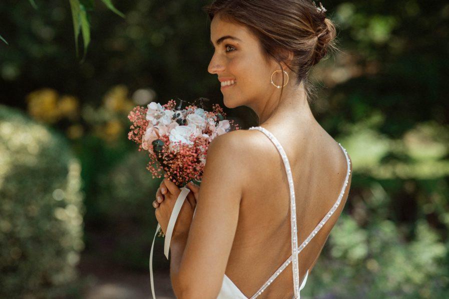 Bouquet de mariée Confetti - Collection 2021 Yasmin Hassaïne