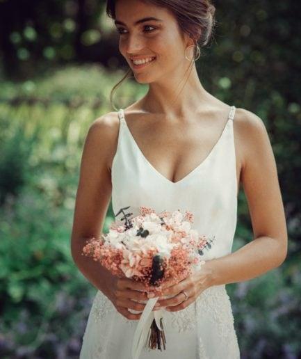 Bouquet en fleurs stabilisées Confetti - Les Fleurs Dupont X Yasmin Hassaïne