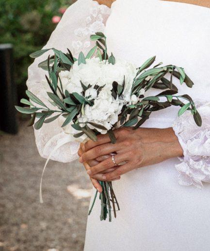Les Fleurs Dupont X Yasmin Hassaïne - Bouquet en fleurs stabilisées Elaia