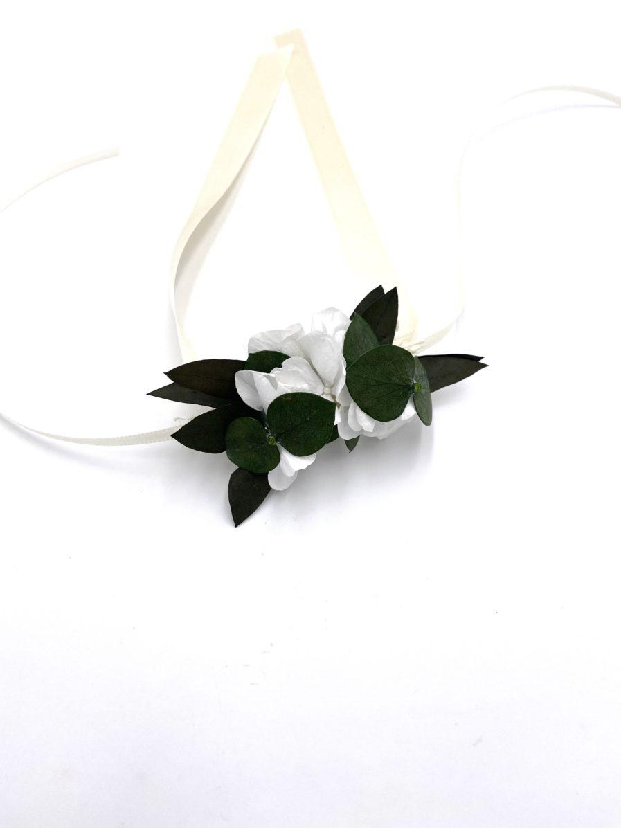 Bracelet de fleurs stabilisées Foglia