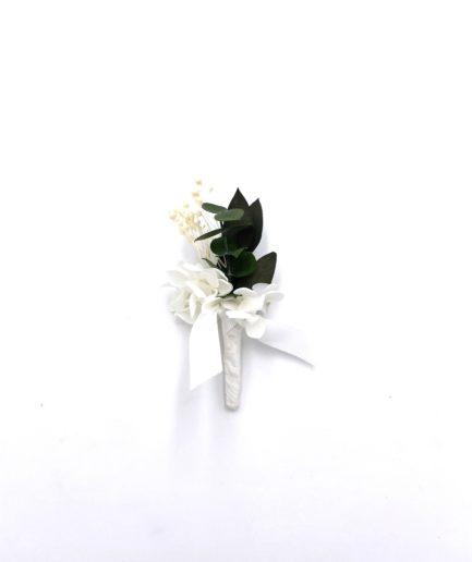 Boutonnière du marié Foglia
